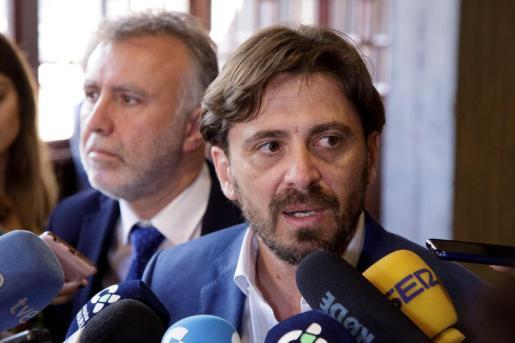 El presidente de la Confederación Española de Hoteles y Alojamientos Turísticos (CEHAT), Jorge Marichal.