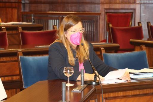 La consellera de Salut i Consum, Patricia Gómez.