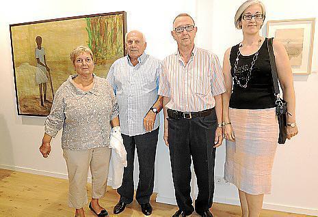 Ana Pallicer, Miquel Morro, Miquel Rosselló y Maribel Vidal.