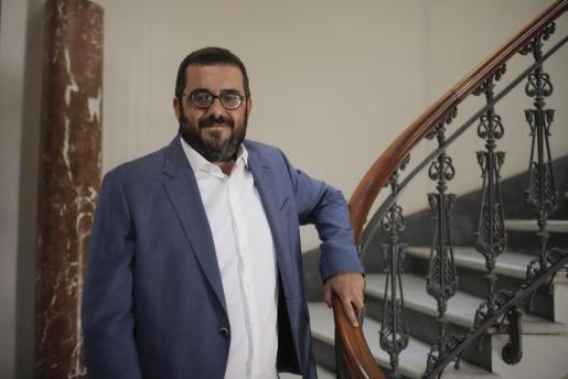El senador autonómico de Més per Mallorca, Vicenç Vidal,