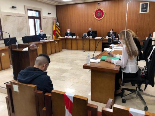 Los hechos juzgados tuvieron lugar el 23 de febrero del año pasado en un piso de Palma.
