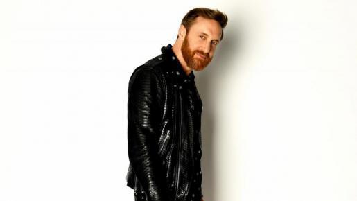 David Guetta, en una imagen promocional.