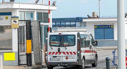 Desde que los argelinos llegaron al hotel de s'Arenal los incidentes han sido continuos.