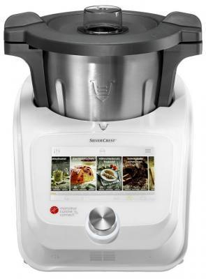 Monsieur Cuisine Connect es el robot de Lidl.