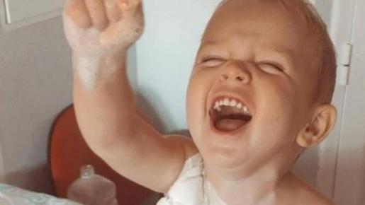 Mari Ángeles, su madre, ha querido compartir la feliz noticia a través de las redes sociales.