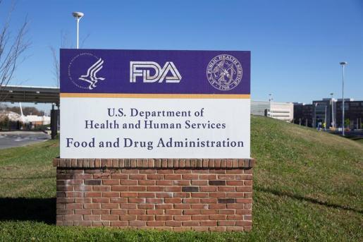 Sede de la FDA.