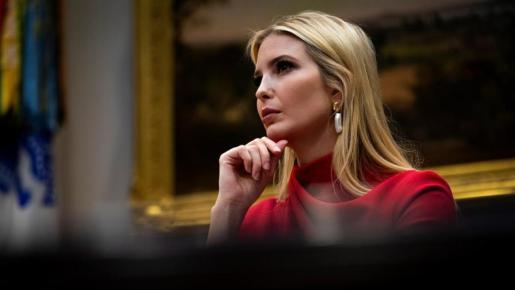 Ivanka Trump estalla contra la investigación de fraude a negocios de su padre.