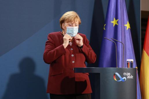 Ya a principios de la semana pasada Merkel tenía previsto consensuar con los poderes regionales un endurecimiento de las medidas restrictivas.