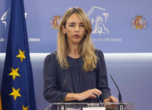La diputada del PP Cayetana Álvarez de Toledo.