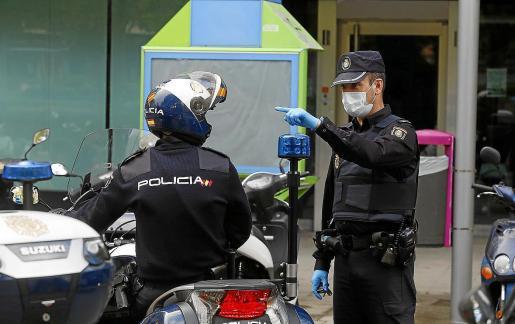 El arresto fue practicado por agentes del Cuerpo Nacional de Policía.