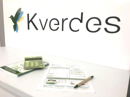 Kverdes ha ido cumplido sus metas buscando diferenciarse de las grandes compañías eléctricas.