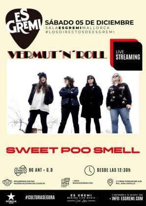 El grupo Sweet Poo Smell inició su andadura en 2010.