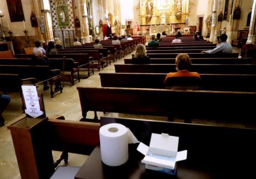 En el nivel 2 el aforo de las ceremonias religiosas es del 50%.