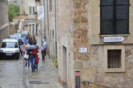Fornalutx ha sido el último municipio de Mallorca en tener un caso de coronavirus.