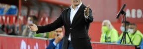 García Plaza considera «anecdótico» el liderato del Real Mallorca