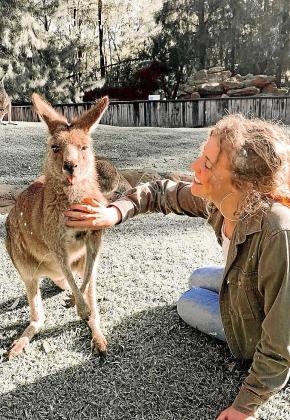 La joven mallorquina llegó a Australia en marzo.