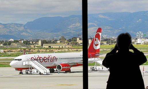 Los servicios de sanidad exterior de Palma revisaron al pasaje en el avión y se descartó cualquier tipo de pandemia.