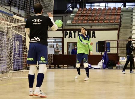Palma Futsal, líder