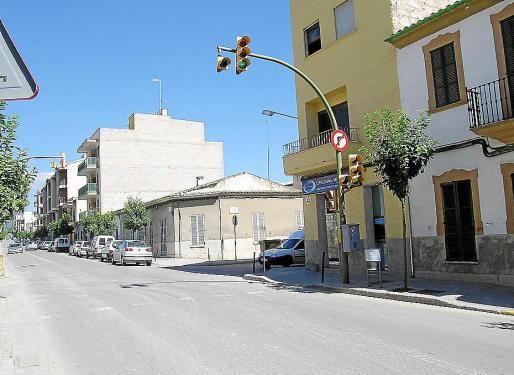 La zona de So Na Monda ha sido una de las más afectadas por las averías.