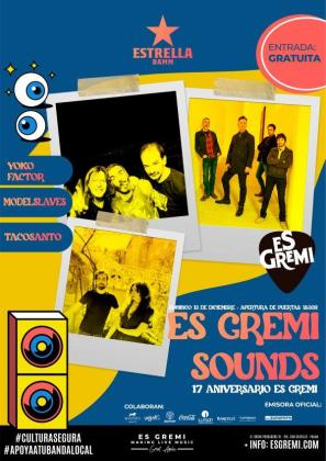 Tres conciertos para celebrar el fin de fiesta en Es Gremi.