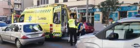 Una mujer, herida tras sufrir un accidente con su patinete eléctrico en Palma