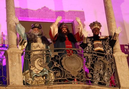 Jarabo aseguró que «todos los niños tendrán este mensaje de los Reyes de Oriente». Imagen de la pasada edición de la cabalgata de los Reyes Magos en Palma.