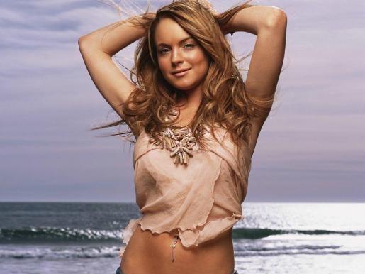 Lindsay Lohan, en una imagen de archivo.