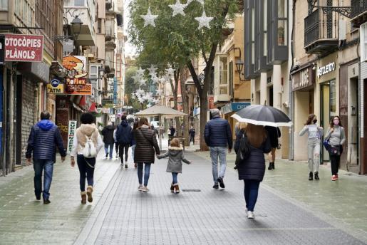 Mallorca pasará el puente de diciembre en la Fase 3 del sistema de alerta sanitaria.