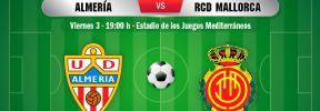 Así ha sido el Almería-Real Mallorca