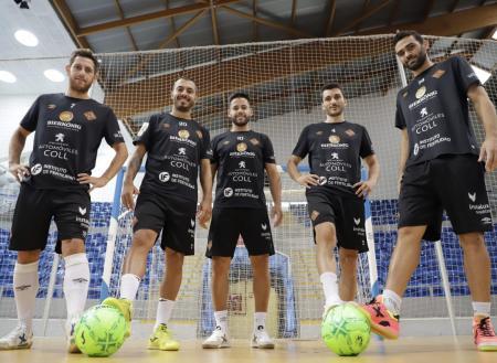 El Palma Futsal defiende su liderato