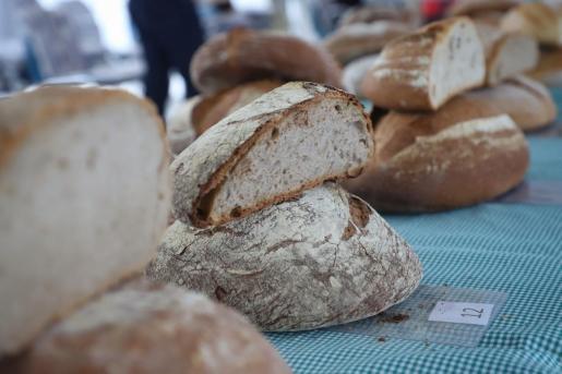 Concurso de panes en Mallorca.