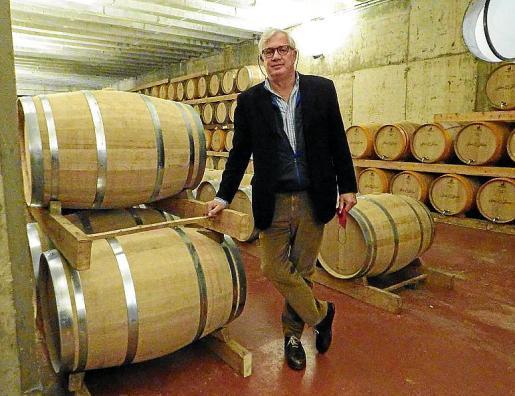 José Luis Roses explica que su abuelo José Luis Ferrer fue pionero en la defensa del vino mallorquín y creía en la necesidad de lograr un distintivo local único.