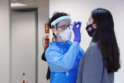 La realización de pruebas PCR es muy importante para frenar los contagios de coronavirus.