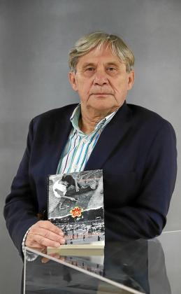 El día 10 de diciembre a las 19.30 horas Joan Riera presentará el libro en Can Balaguer.