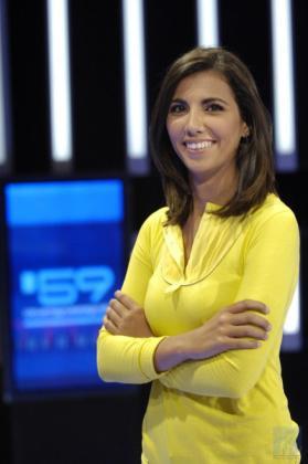 La periodista Ana Pastor, en una imagen de archivo.