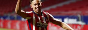 Marcos Llorente eleva al Atlético