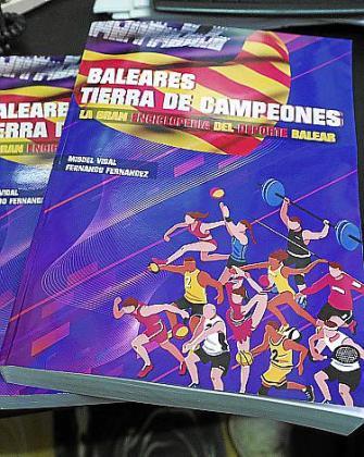 Imagen del libro 'Baleares, tierra de campeones'.