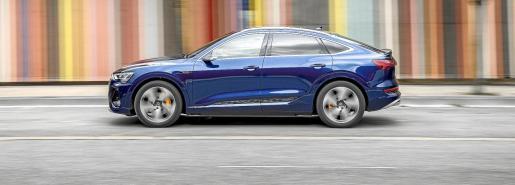 Este nuevo modelo ofrece una mayor deportividad gracias a la menor altura de su carrocería sportback.