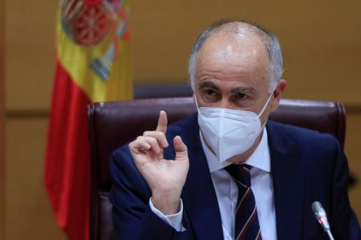 El secretario de Estado de Política Territorial y Función Pública, Francisco Hernández Spínola.