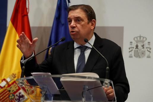 El ministro de Agricultura, Luis PlanasLuis Planas.