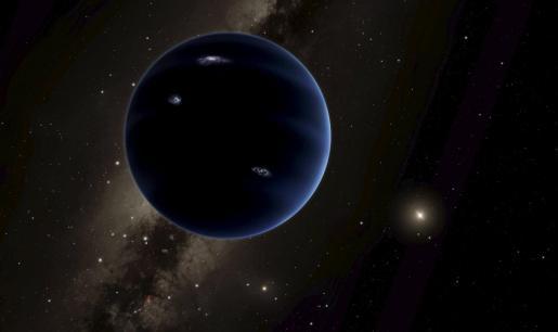 El hipotético Planeta Nueve se busca en los confines de nuestro sistema solar.