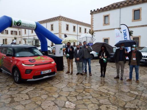 El desafío eMallorca Challenge es un evento en el que han participado los principales concesionarios de la Isla con el objetivo de dar visibilidad a los vehículos ecológicos y a la movilidad sostenible.