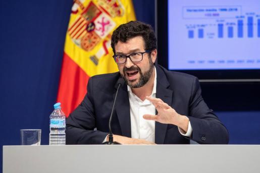El Secretario de Estado de Empleo Joaquín Pérez Rey.