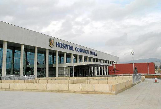 Hospital Comarcal de Inca.