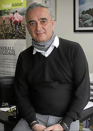 Antonio Sierra, director Treball Solidari.