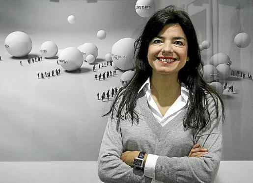 La artista y activista Alicia Framis.