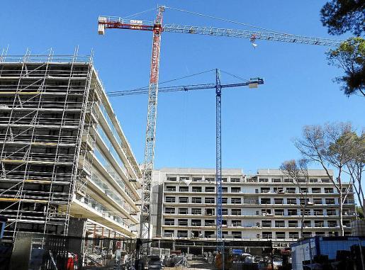 Los hoteles pueden ampliarse, pero sin aumentar el número de plazas.
