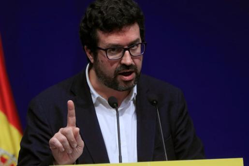 El secretario de estado de Empleo y Economía Social, Joaquín Pérez Rey.