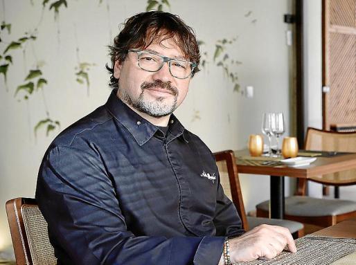 Adrián Quetglas ha cuidado mucho la selección de productos para su menú.