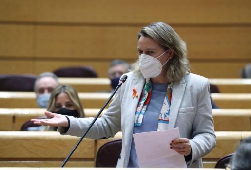 Imagen de archivo de la senadora mallorquina del PP.